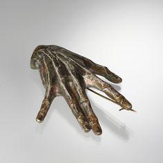 Schiele Hand #1  Gabriella Kiss  Love her and love Schiele's hands.