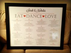 "22x28"" Wedding Seating Chart Display - Custom by kpjDesigns on Etsy, $30.00"