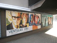 """New goal in life: To have a giant poster like this in my apartment! Talk about a statement piece. (""""A Single Man"""" poster From Latvia)"""
