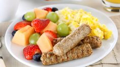 healthy breakfast  1 gram of protein per day for every 2.2 pounds you weigh, says Chaparro    Read more: http://www.oprah.com/health/morning-rituals-for-weight-loss#ixzz4ccx7Lr8g