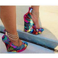 Very colorful, I like