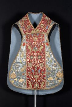 Chasuble - Hungarian - 1633 - Front View