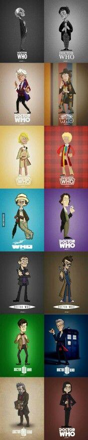 Cartoon Doctors