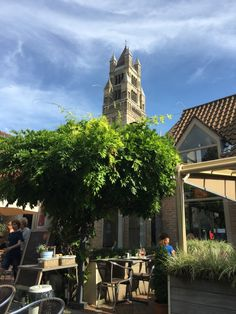 afternoon break @Bruges