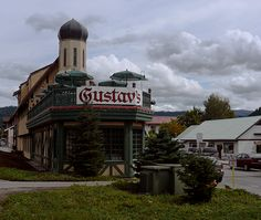 Gustav's Restaurant in Leavenworth Washington