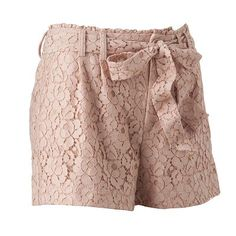 SolaDunn's Blog: Pleated shorts......Love it or Hate it?
