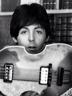It's all about the Hofner Bass