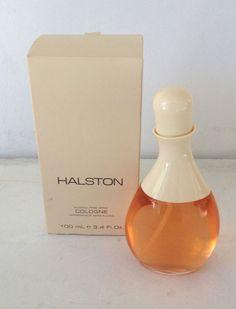 HALSTON WOMENS COLOGNE 3.4 FL. OZ. NIB