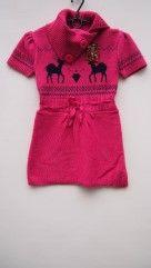 Sweter dziecięcy TE02 MIX 122-146