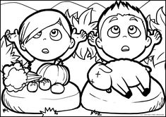 Free Men Of The Bible Coloring Page Cain And Abel