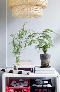 Praktiske småmøbler Nate Berkus, Study Room Decor, All About Plants, Attic Bedrooms, Teenage Room, Diy Sofa, Modern Kitchen Design, Floating Nightstand, Tricks