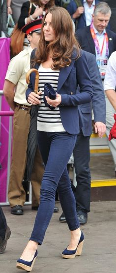 Copie o look - Get the look (Kate Middleton)