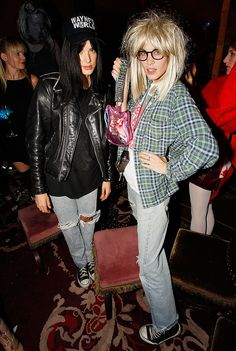 Models, Fashion Designers — Halloween Costumes [Pictures] Photo 1