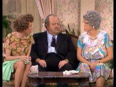 ▶ The Carol Burnett Show - The family - Mama's beau - YouTube
