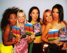 Early time Spice girls