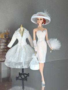 "OOAK Fashions for Silkstone / 12"" Fashion Royalty / Vintage barbie /Poppy Parker | Dolls & Bears, Dolls, Barbie Contemporary (1973-Now) | eBay!"