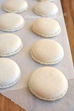 Macarons, My Favorite Food, Favorite Recipes, Baking Basics, Polish Recipes, Arabic Food, Finger Foods, Cake Recipes, Sweet Tooth