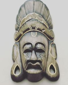 #Bali #Mask #Wooden #Indonesian #Art #Handmade #Painted #Wall #Decor #Hanging #Handcrafted #Tribal #Shiva #carved #artisan #gifts #fossilsofthefuture #comediscover
