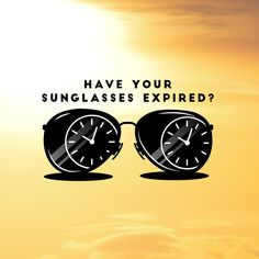A recent study shows that sunglasses may lose their UV protection over time based on everyday wear and tear, including microscopic scratches.  Though more research is needed, it might be time to retire those years-old sunglasses for a new pair! #LoveYourEyes #ZionsvilleEyecare