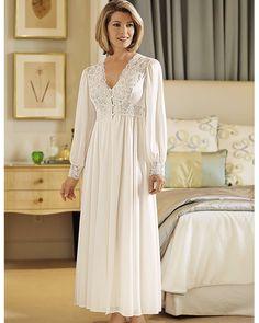 Silken Luxury Long Robe