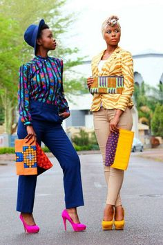 "Me & My Girlfriends - African Designers & Models - Part 2- Funky Fashions - Funk Gumbo Radio: http://www.live365.com/stations/sirhobson and ""Like"" us at: https://www.facebook.com/FUNKGUMBORADIO"