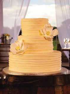 """""""Infinite Perfection"""" Wedding Cake from Publix $270"""