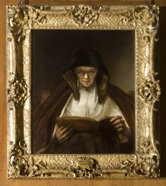 Rembrandt, An Old Woman Reading, 1655. Oil on canvas 83 x 69.5 cm The Buccleuch Collection 144 © By kind permission of the Duke of Buccleuch & Queensbury KBE