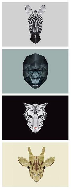 The Animals by Nacho Gil