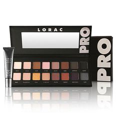 Cosmetics Lorac Mega Pro Palette Eyeshadow Palettes Make Up Set 1PCS
