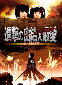 BLACK BABYMETAL - Attack on Titan