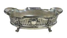 Antique French, Sterling Silver Centerpiece. For Sale. EstateSilver.com