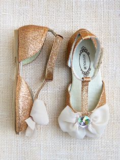 Joyfolie Ciara T-Strap. She's wearing these with her New Year's Eve ball gown!
