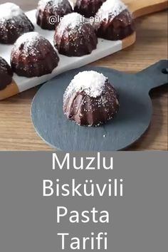 Muzlu Bisküvili Pasta Tarifi – Kolay yemekler – The Most Practical and Easy Recipes Pasta Recipes, Cake Recipes, Biscuit Cake, Homemade Beauty Products, Waffles, Biscuits, Muffin, Food And Drink, Banana