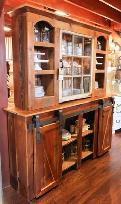 stepback hutch free limited farmhouse ships areas market to barnwood etsy unfinished il