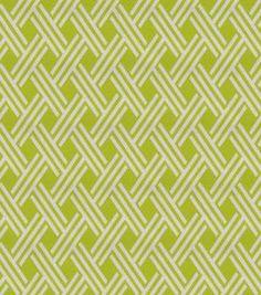 "SMC Designs Upholstery Fabric 54""-Grass"