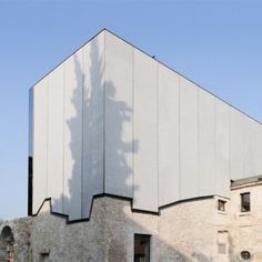 Music School Louviers extension  by Opus 5