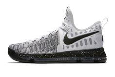 Release Date: Nike KD 9 Oreo