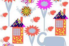 3 Vector animals patterns by LuizaVictorya on Creative Market