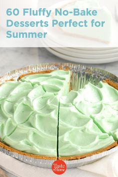 You'll own summer menus when these easy desserts pop up after dinner.
