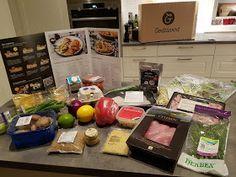 Edels Mat & Vin: Paprikabakt kylling med grønnsaker og fullkornsris (Grete Roede) Vinaigrette, Dairy, Cheese, Food, Eten, Meals, Vinaigrette Dressing