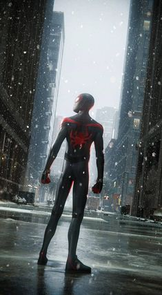Marvel Heroes, Marvel Dc, Marvel Comics, Spiderman Art, Amazing Spiderman, Comic Movies, Comic Games, Spaider Man, Miles Morales Spiderman