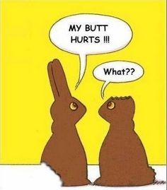 Easter chuckle