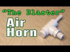 """The Blaster"" Air Horn! - YouTube"