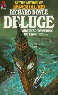 Read this while I was living in London years ago, before the Thames barrier was built. Scared the heck out of me.