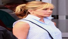 Aniston reveals bizarre cupping marks at film's premiere