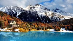 Suíça - Lagos, Alpes e o Melhor chocolate! | CVC Viagens
