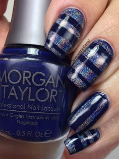 Colores de Carol: Morgan Taylor - Polished Up Punk