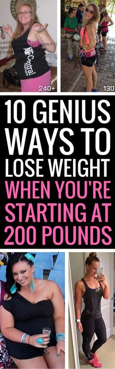 10 absolutely painless ways to lose 20 pounds.
