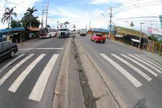 Faixas de pedestres em Manaus trazem riscos por erros de planejamento +http://brml.co/2kaZeD1