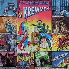 The Krewmen - The Adventures Of The Krewmen
